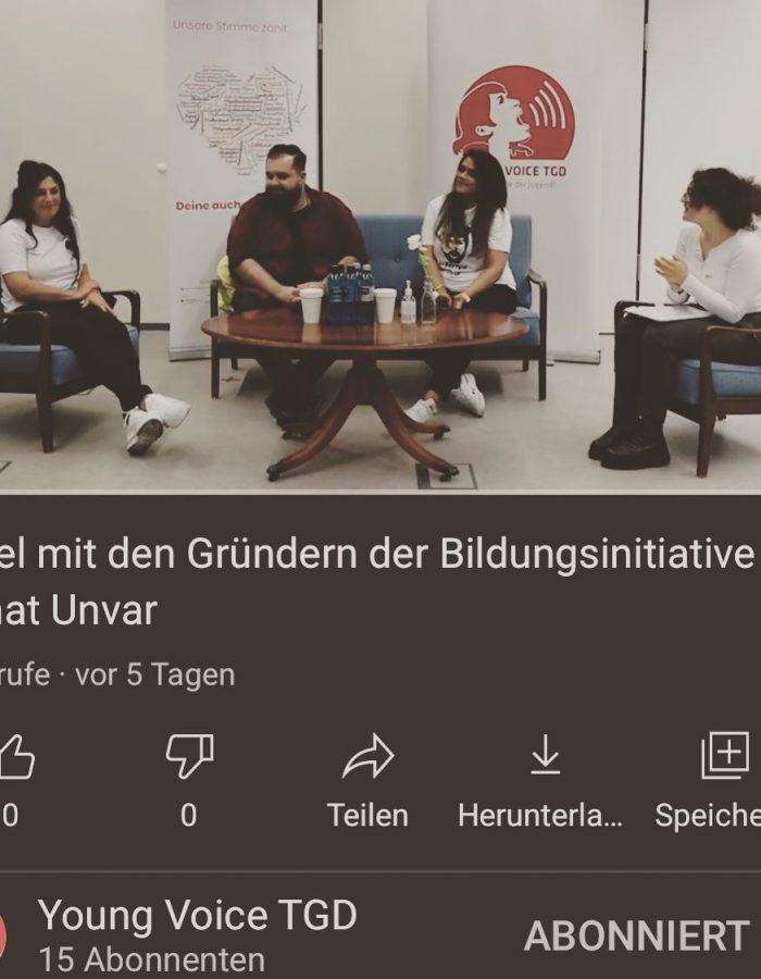 Sommerakademie Panel - Bildungsinitiative Ferhat Unvar