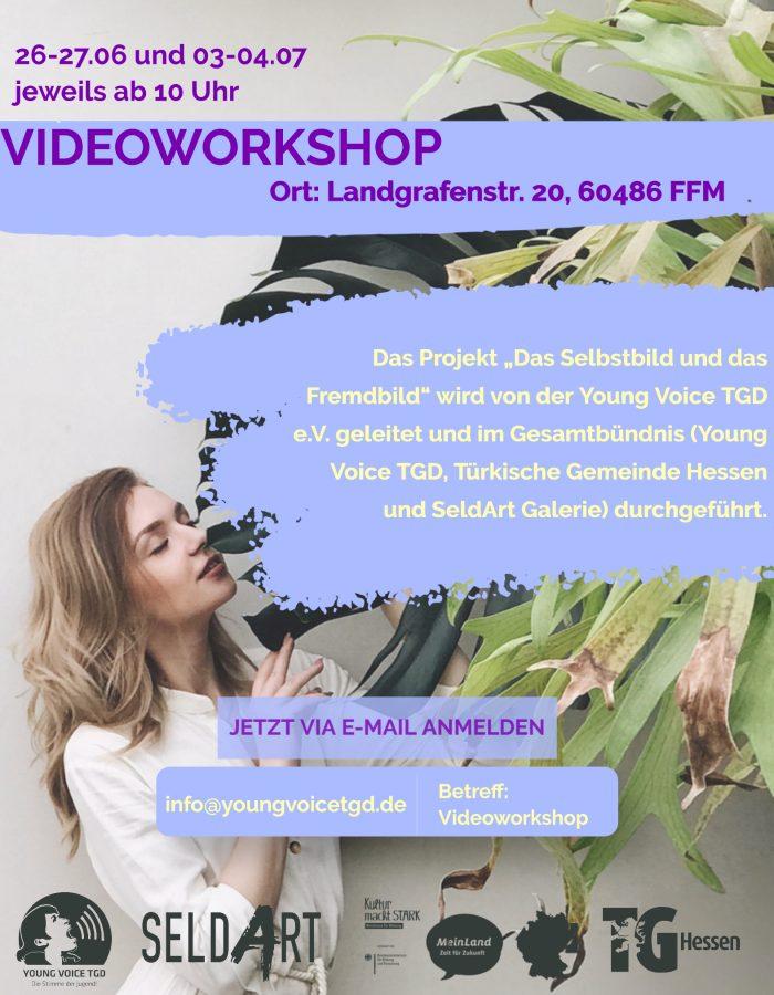 Videoworkshop Flyer 1