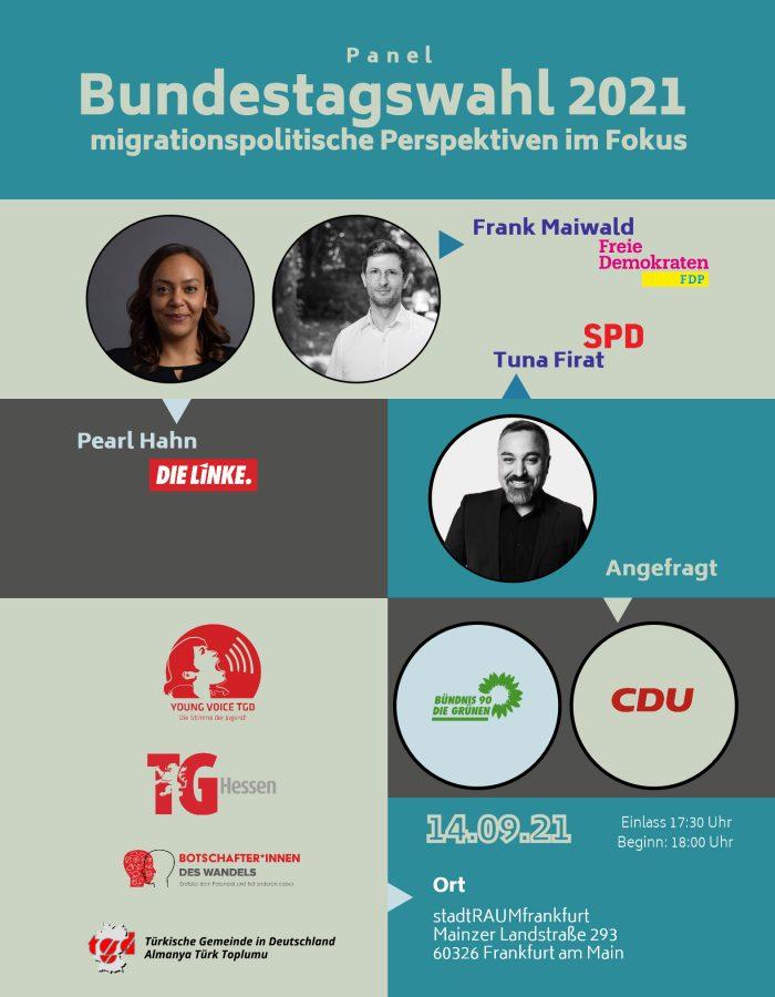 Panel am 14.09.21
